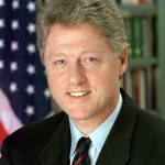 Bill Clinton Visits Worcester