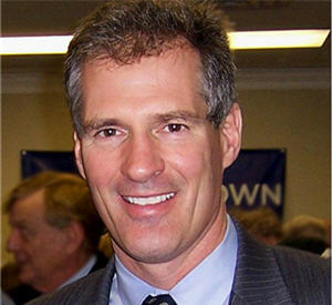 Senator Scott Brown from Massachusetts