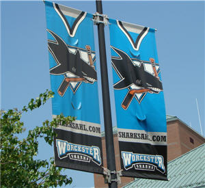 Worcester Sharks Hockey Kickoff 2010