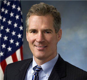 Senator Scott Brown of Massachusetts