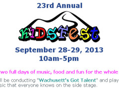 KidsFest and Free Museum Day in Worcester