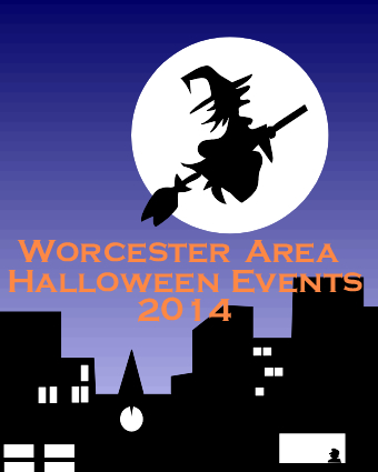 Worcester Halloween Events 2014
