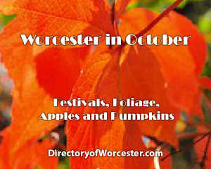 worcester to do in October